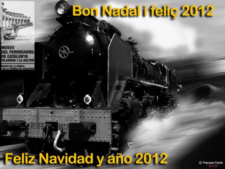 Nadala 2011 - Museu del Ferrocarril de Catalunya