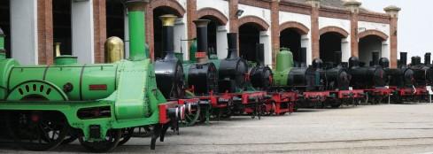 Museu Ferrocarril Catalunya