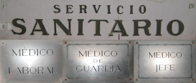 1 - Servei sanitari