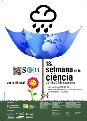 cartell Setmana Ciència