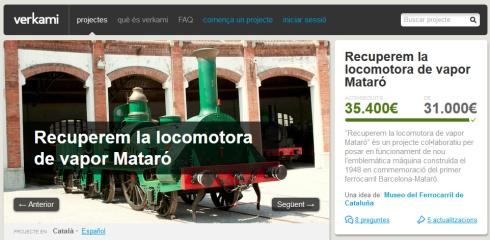 miscelanea locomotora Mataro