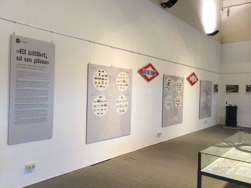 El bitllet si us plau al Museu del Ferrocarril de Catalunya (11)