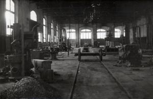 Museum indoor - workshop