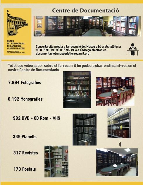 Centre de documentacio CAT